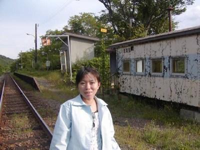 智東駅 JR北海道:宗谷本線