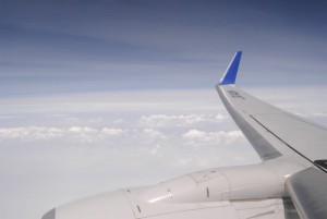 ANA B737-700 航空写真
