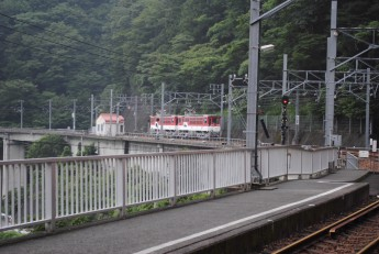 大井川鉄道南アルプスアプトライン