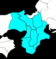 近畿地方プリント