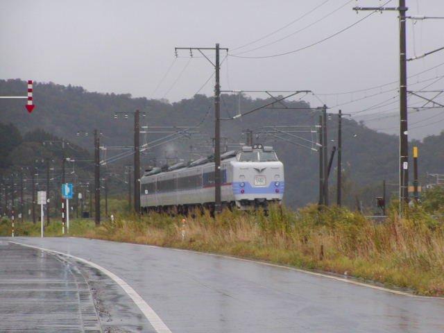 781系 北海道 特急ライラック